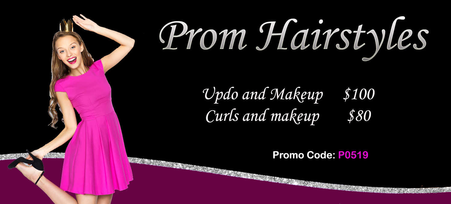 Sasso Hair Salon Prom 2019 Hair Styles