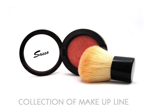 The New Sasso Makeup is Here